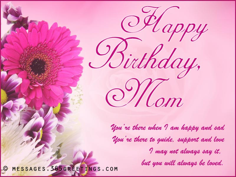 Best ideas about Mothers Birthday Wish . Save or Pin Birthday Wishes For Mother Messages Greetings and Wishes Now.