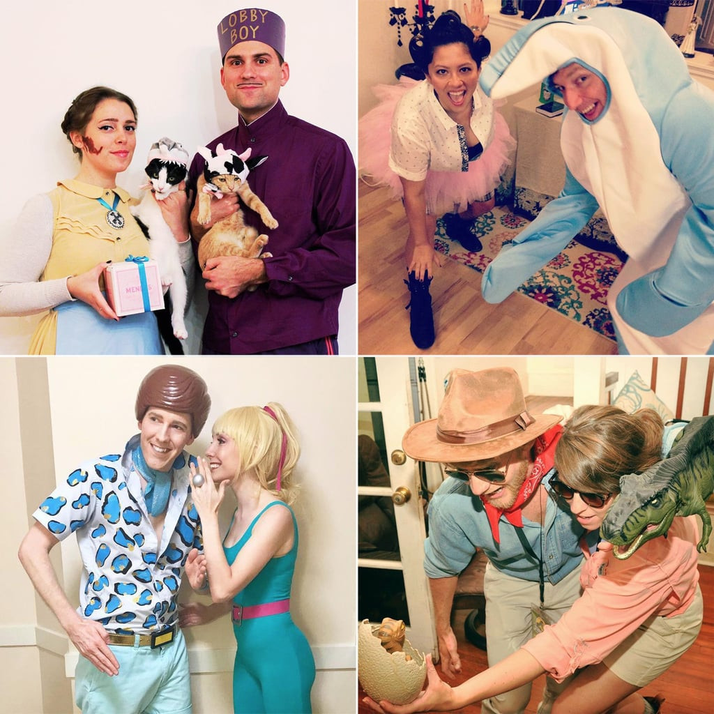 Best ideas about Movie Costumes DIY . Save or Pin DIY Movie Couples Costumes Now.