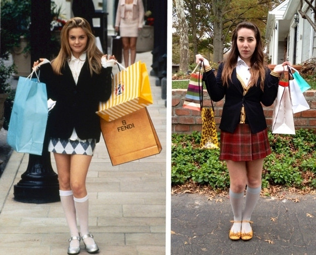 Best ideas about Movie Costumes DIY . Save or Pin 16 DIY Costumes Based Your Favorite 90s Movie Character Now.