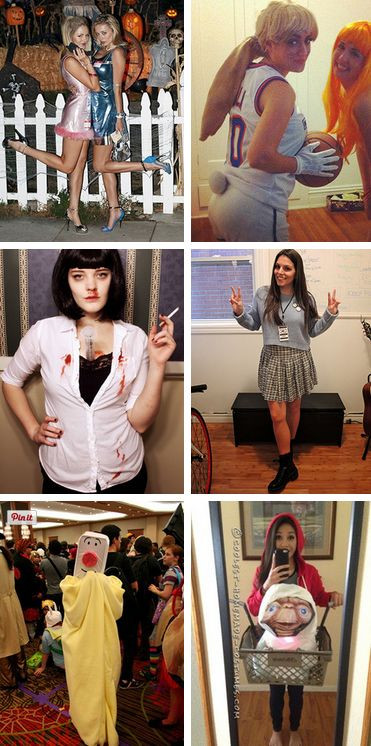 Best ideas about Movie Costumes DIY . Save or Pin 15 Movie Character DIY Halloween Costumes ly True 90s Now.