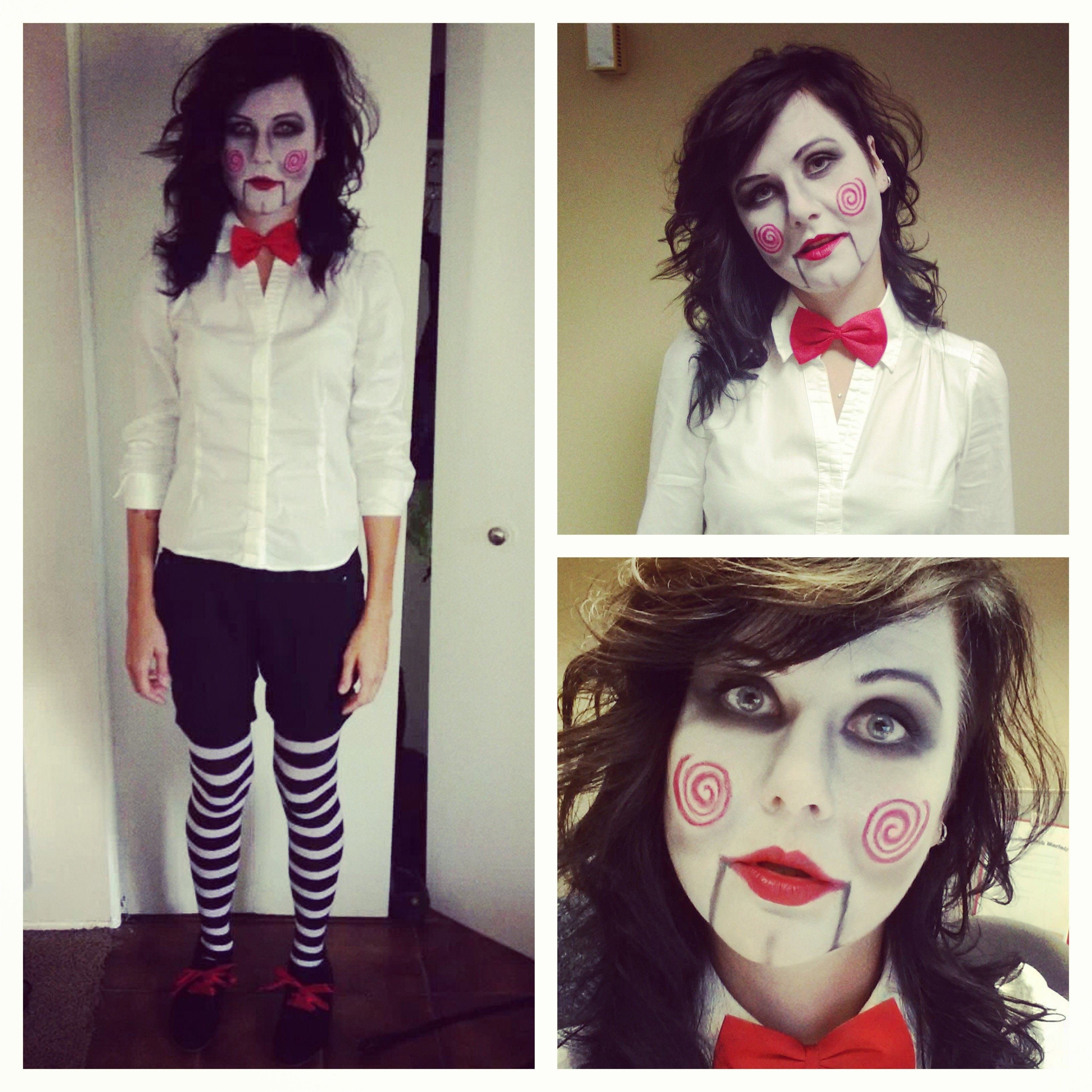 Best ideas about Movie Costumes DIY . Save or Pin Jigsaw Saw Movie Costume Now.