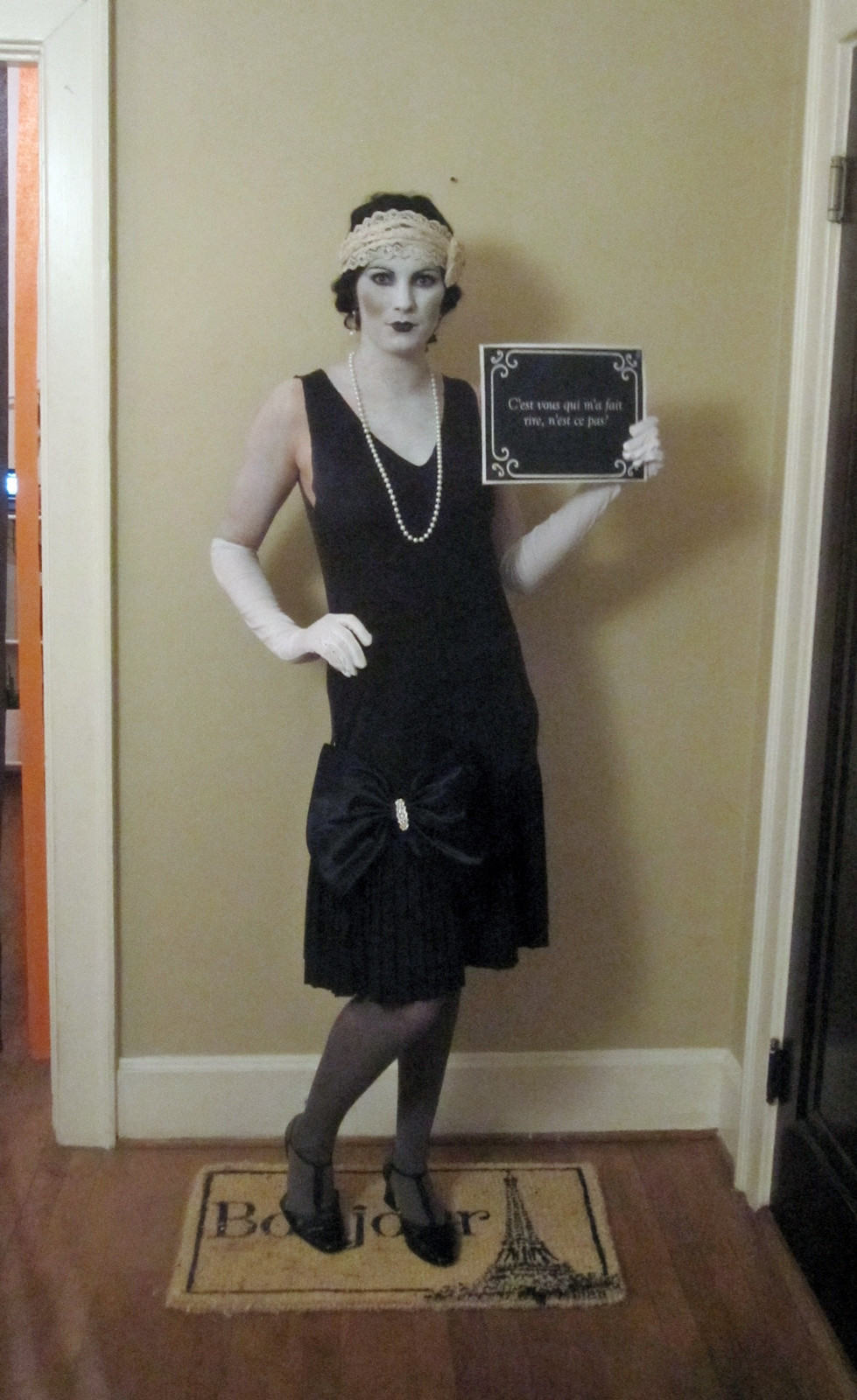 Best ideas about Movie Costumes DIY . Save or Pin Silent Star Halloween Costume Now.