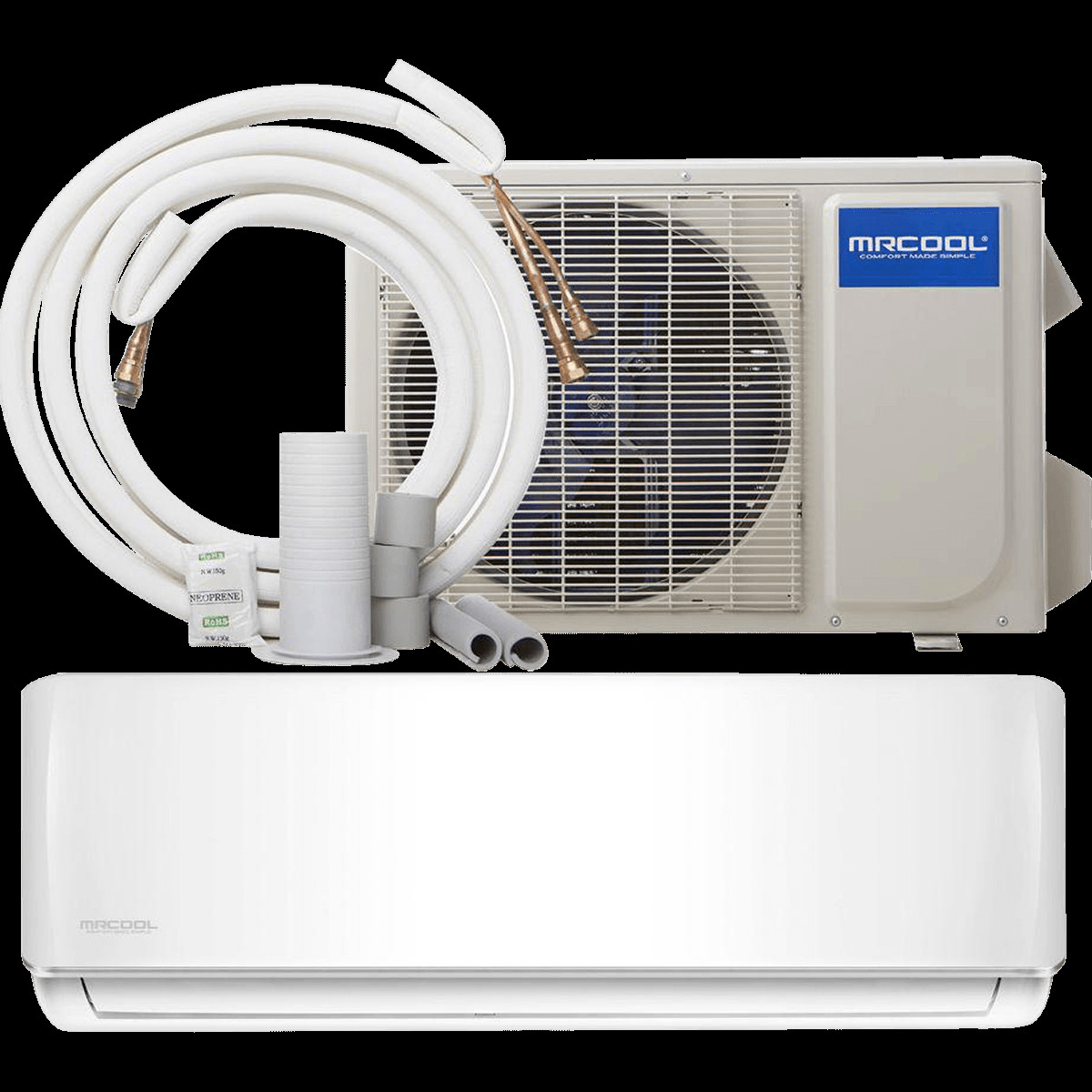 Best ideas about Mr Cool DIY Mini Split Review . Save or Pin MRCOOL DIY 12 000 BTU 115V Mini Split Heat Pump Now.
