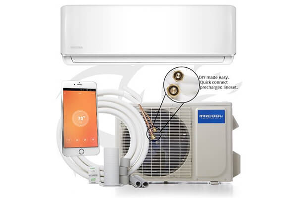 Best ideas about Mr Cool DIY Mini Split Review . Save or Pin Top 10 Best Mini Split AC Cooling and Heating Reviews Now.