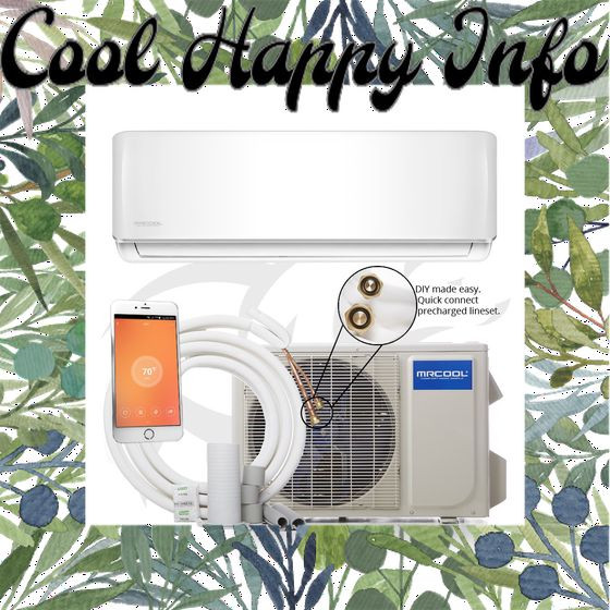 Best ideas about Mr Cool DIY Mini Split Review . Save or Pin Finding DIY 12 000 BTU Energy Star Through the Wall Air Now.