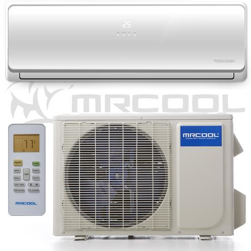 Best ideas about Mr Cool DIY Mini Split Review . Save or Pin MRCOOL O09HPCWMAH115 Air Conditioner Cooling Area Now.