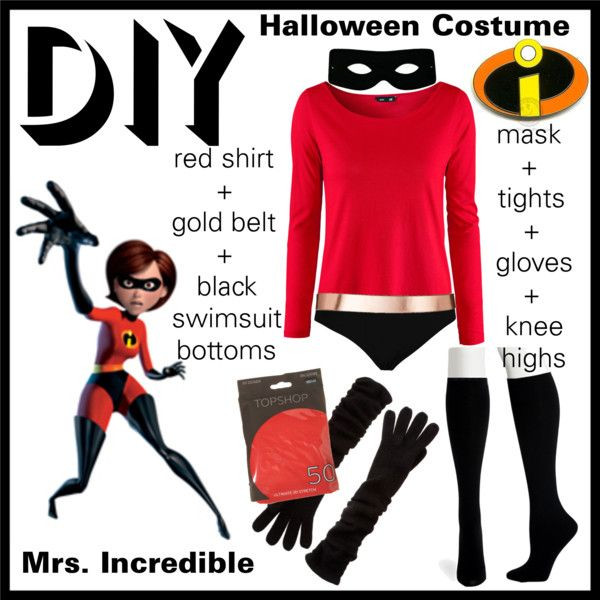 Best ideas about Mrs Incredible Costume DIY . Save or Pin 43 best The Incredibles images on Pinterest Now.