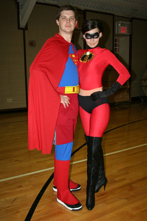 Best ideas about Mrs Incredible Costume DIY . Save or Pin Design Mom All In The Details — by Guest Mom Kristy Glass Now.
