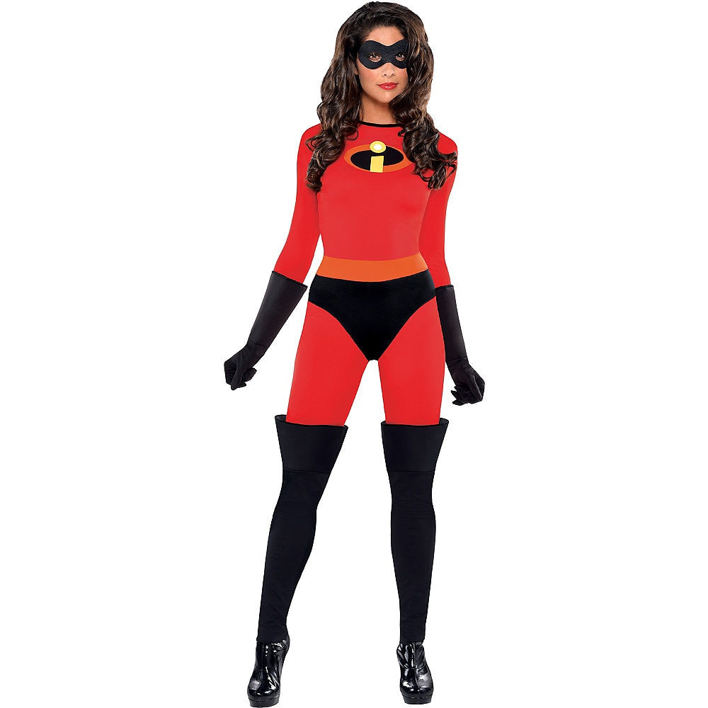 Best ideas about Mrs Incredible Costume DIY . Save or Pin Womens Mrs Incredible Costume The Incredibles Now.