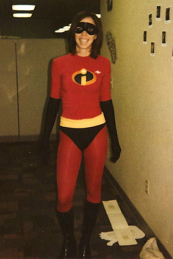 Best ideas about Mrs Incredible Costume DIY . Save or Pin creatively christy Halloween Costume Collection Now.