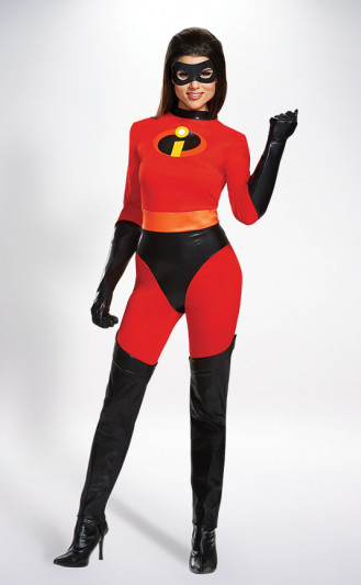 Best ideas about Mrs Incredible Costume DIY . Save or Pin Halloween Home Women All Categories Now.