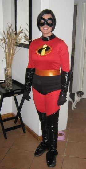 Best ideas about Mrs Incredible Costume DIY . Save or Pin Incredibles Costumes for Men Women Kids Now.