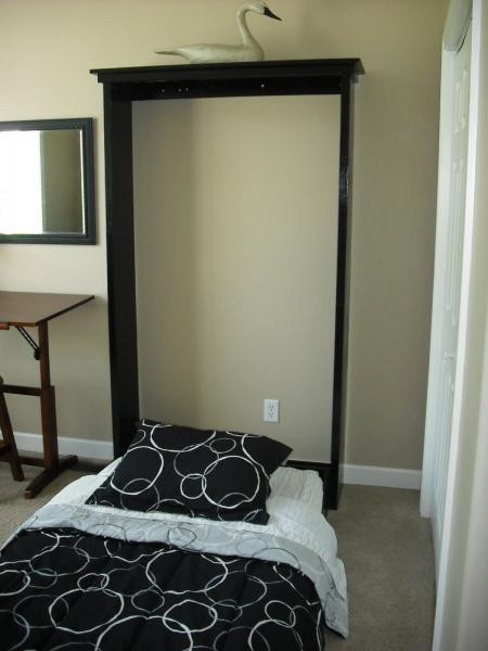 Best ideas about Murphy Bed DIY . Save or Pin RV Murphy Bed Idea Build Your Own DoityourselfRV Now.