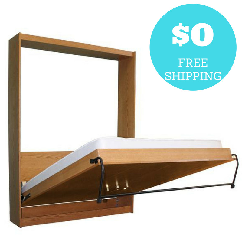 Best ideas about Murphy Bed DIY Kit . Save or Pin DIY Murphy Bed with Free Shipping Now.