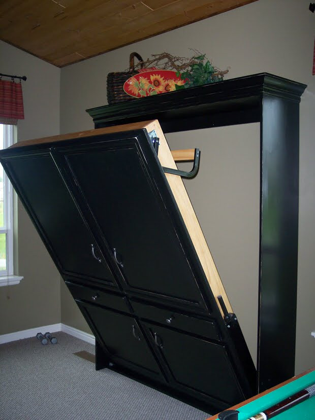Best ideas about Murphy Bed DIY Kit . Save or Pin DIY Murphy Beds Now.