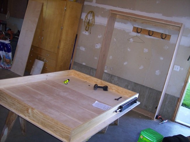 Best ideas about Murphy Bed DIY . Save or Pin DIY Murphy Bed Genius Bob Vila Now.