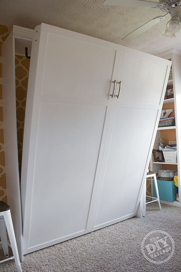 Best ideas about Murphy Bed DIY . Save or Pin DIY Murphy Beds Now.