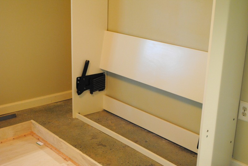 Best ideas about Murphy Bed DIY . Save or Pin DIY Murphy Bed Now.