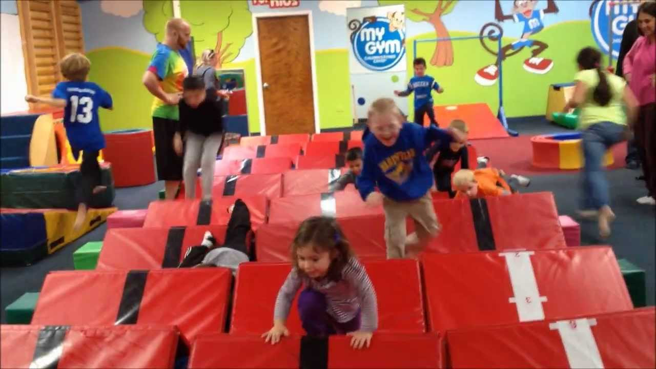 Best ideas about My Gym Birthday Party . Save or Pin Jersey Family Fun s 3rd Birthday Party at My Gym Cherry Now.
