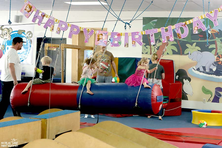 Best ideas about My Gym Birthday Party . Save or Pin Santa Monica Kids Birthday Party grapher at My Gym Now.