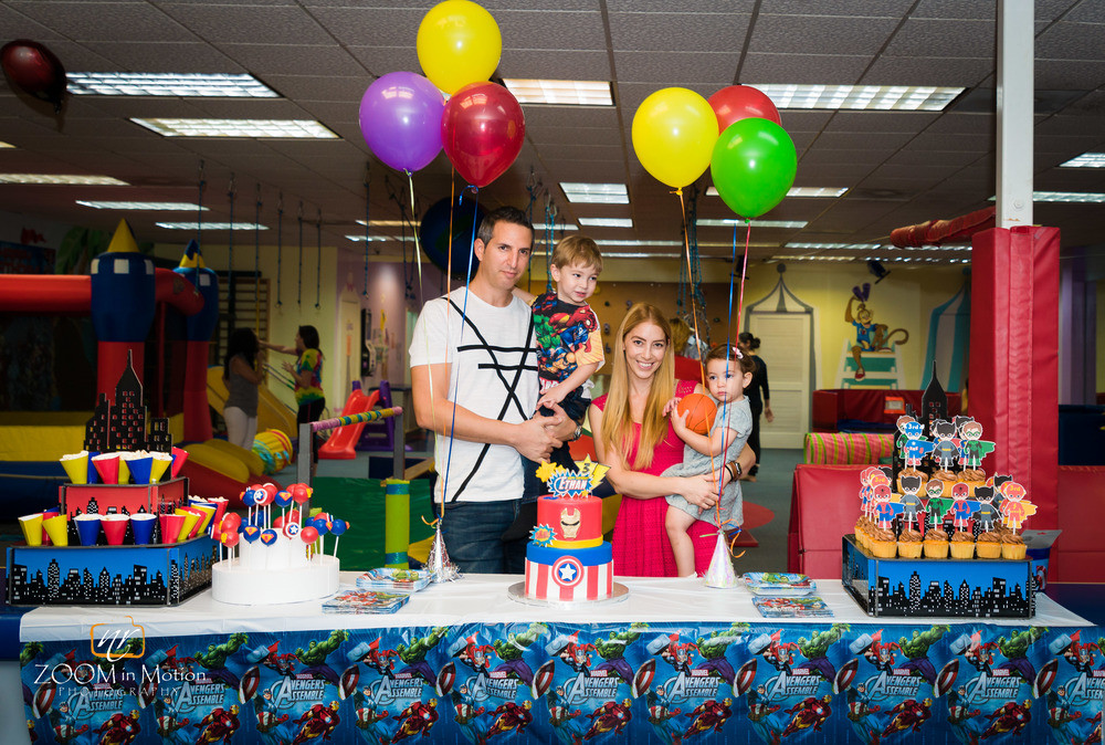 """Best ideas about My Gym Birthday Party . Save or Pin My Gym """"Hero"""" Birthday — ZOOM in Motion graphy Now."""