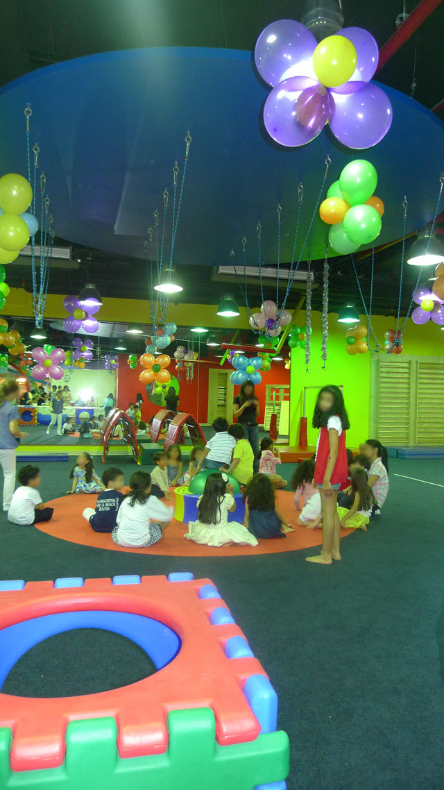 Best ideas about My Gym Birthday Party . Save or Pin Birthday party at My Gym Now.