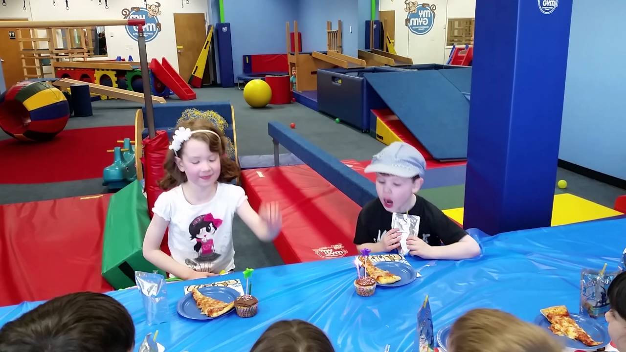 Best ideas about My Gym Birthday Party . Save or Pin My Gym Birthday Party Now.