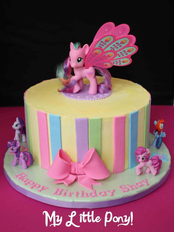 Best ideas about My Little Pony Birthday Cake . Save or Pin The Greedy Baker my little pony birthday cake Now.