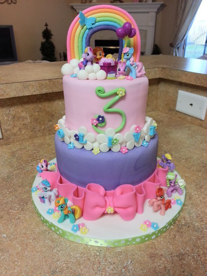Best ideas about My Little Pony Birthday Cake . Save or Pin 17 Best images about My little pony Birthday on Pinterest Now.