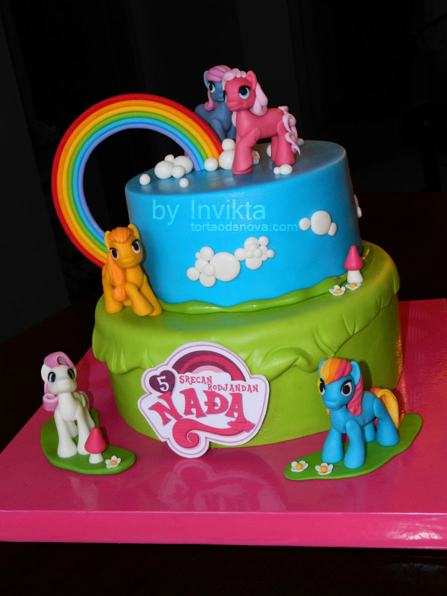 Best ideas about My Little Pony Birthday Cake . Save or Pin My Little Pony Cake CakeCentral Now.