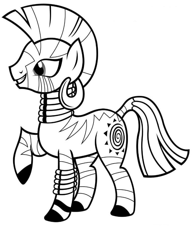 Best ideas about My Little Pony Coloring Pages For Kids . Save or Pin Free My Little Pony Coloring Pages Coloring Home Now.