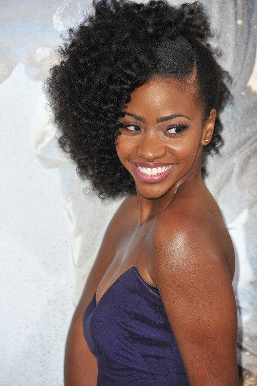 Best ideas about Natural Haircuts For Black Hair . Save or Pin Natural Hairstyles Ideas For Black Women The Xerxes Now.