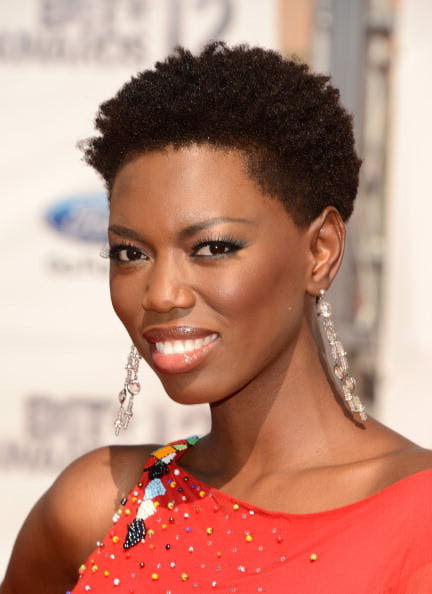 Best ideas about Natural Haircuts For Black Hair . Save or Pin Short Natural Hairstyles Now.