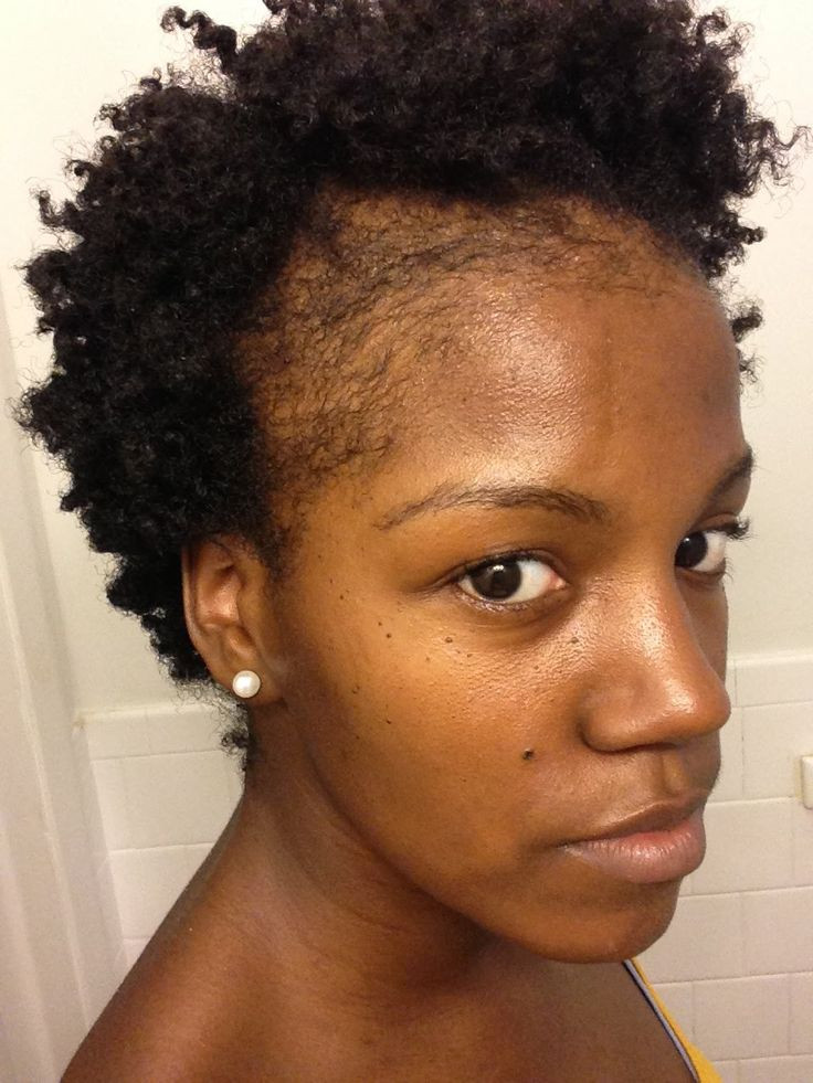 Best ideas about Natural Haircuts For Black Hair . Save or Pin Natural Hair Thinning Edges Now.