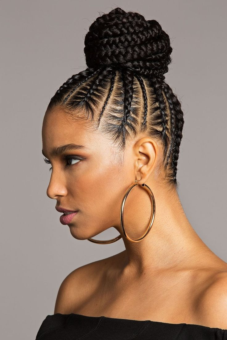 Best ideas about Natural Hairstyles Braids . Save or Pin Best 25 Natural braided hairstyles ideas on Pinterest Now.