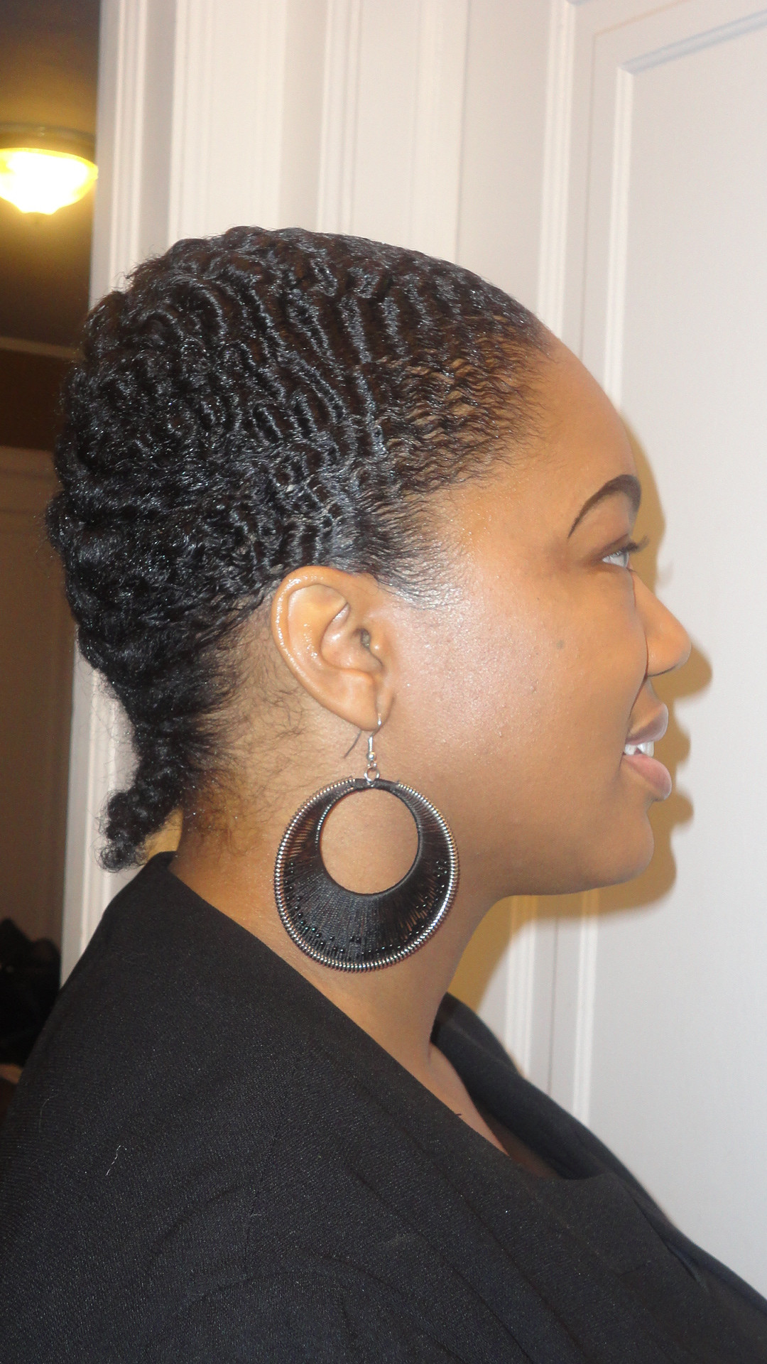 Best ideas about Natural Hairstyles Braids . Save or Pin two year natural hair journey Now.
