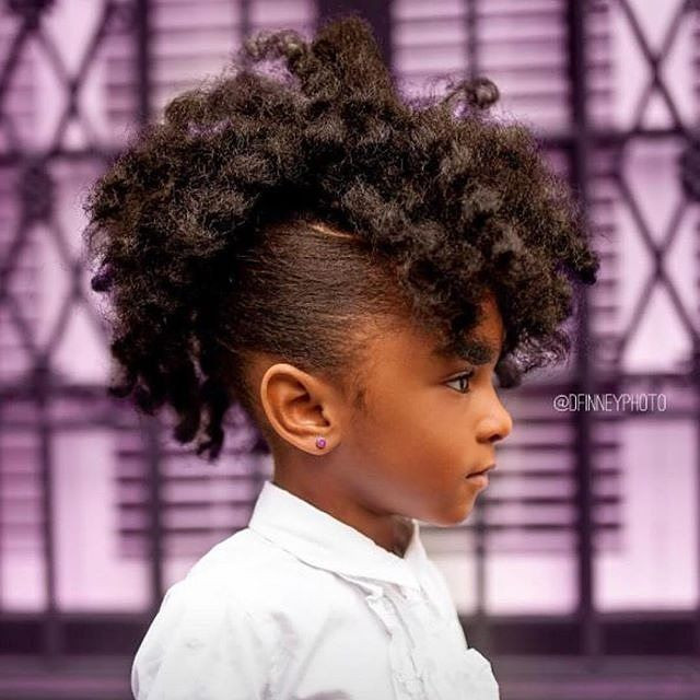 Best ideas about Natural Hairstyles For Black Kids . Save or Pin 25 best ideas about Natural Kids Hairstyles on Pinterest Now.