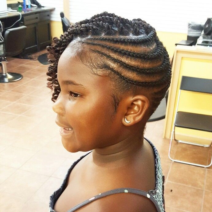 Best ideas about Natural Hairstyles For Black Kids . Save or Pin Natural Hair Kid Hairstyles Black Hairstyles Now.
