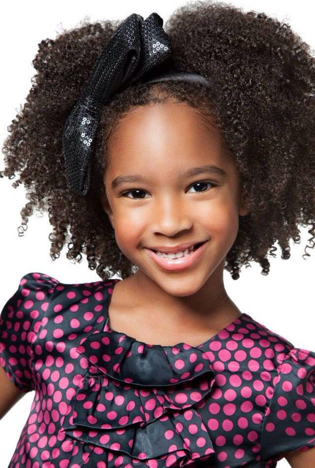 Best ideas about Natural Hairstyles For Black Kids . Save or Pin Black Kids Hairstyles Now.