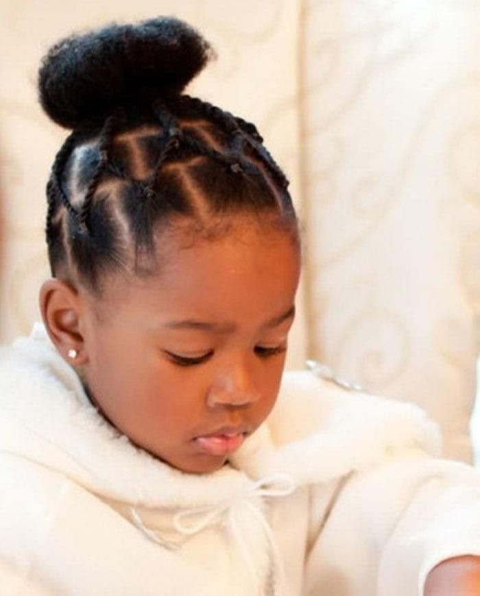 Best ideas about Natural Hairstyles For Black Kids . Save or Pin 25 best ideas about Black Kids Hairstyles on Pinterest Now.