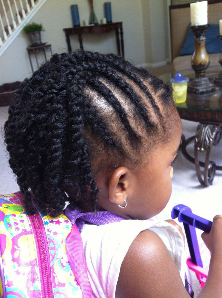 Best ideas about Natural Hairstyles For Black Kids . Save or Pin Creative Natural Hairstyles for Kids Now.