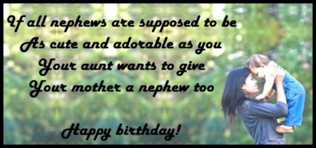 Best ideas about Nephew Birthday Quotes . Save or Pin Happy birthday wishes for a nephew Messages quotes and Now.