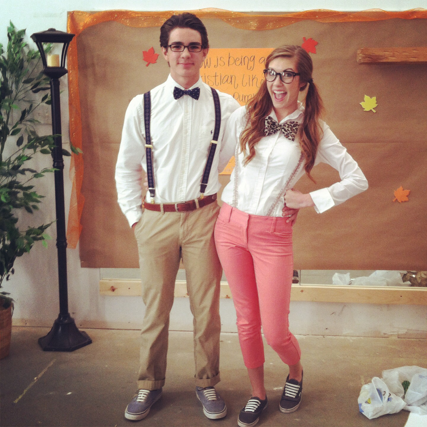 Best ideas about Nerd Costume DIY . Save or Pin 8 Cheap Halloween Costumes to Make in Minutes Now.
