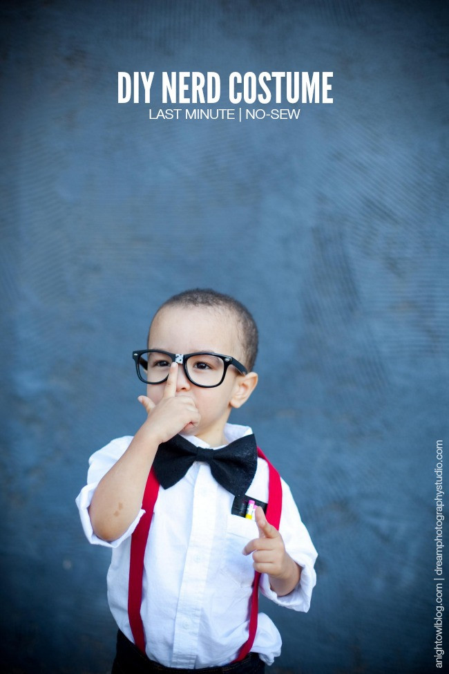 Best ideas about Nerd Costume DIY . Save or Pin Last Minute Halloween Costumes on Martha Stewart A Night Now.