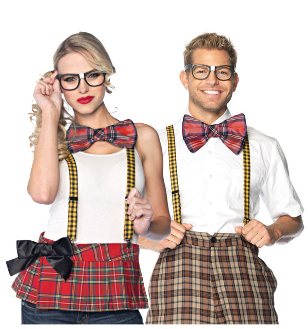 Best ideas about Nerd Costume DIY . Save or Pin Halloween Costumes Buy or DIY – BASIS ROAR Now.