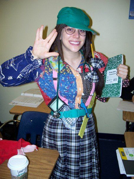 Best ideas about Nerd Costume DIY . Save or Pin 10 best Girl Nerd Costume Ideas images on Pinterest Now.