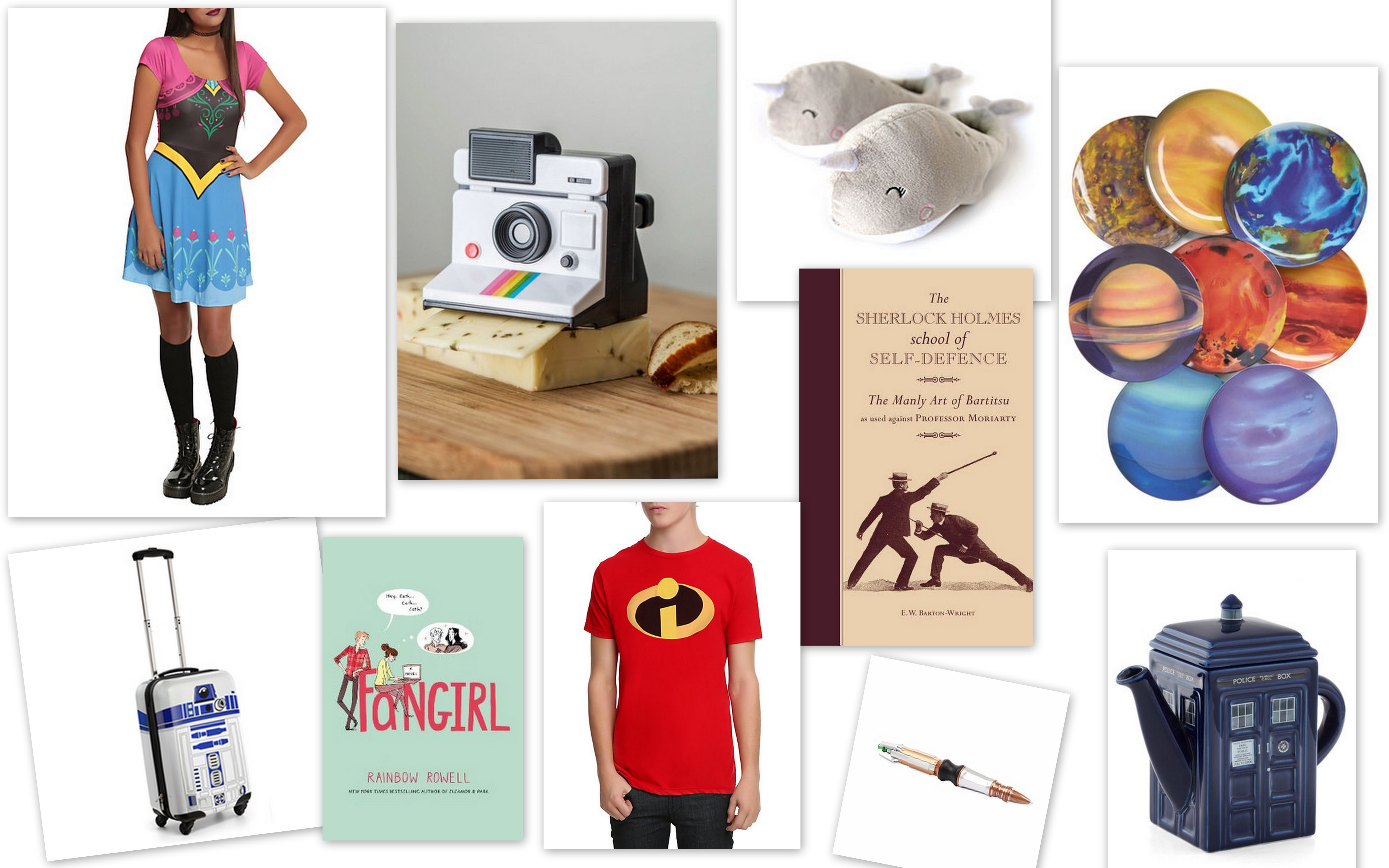 Best ideas about Nerd Gift Ideas . Save or Pin Geeky Gift Guide Now.