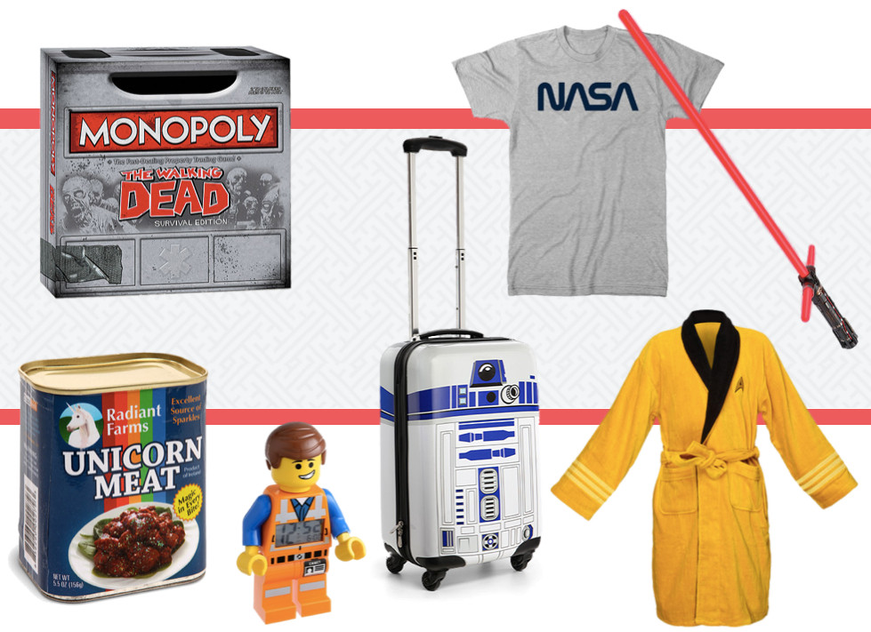 Best ideas about Nerdy Gift Ideas . Save or Pin 18 Best Geek Gifts in 2019 Quirky Nerd Christmas Gift Ideas Now.