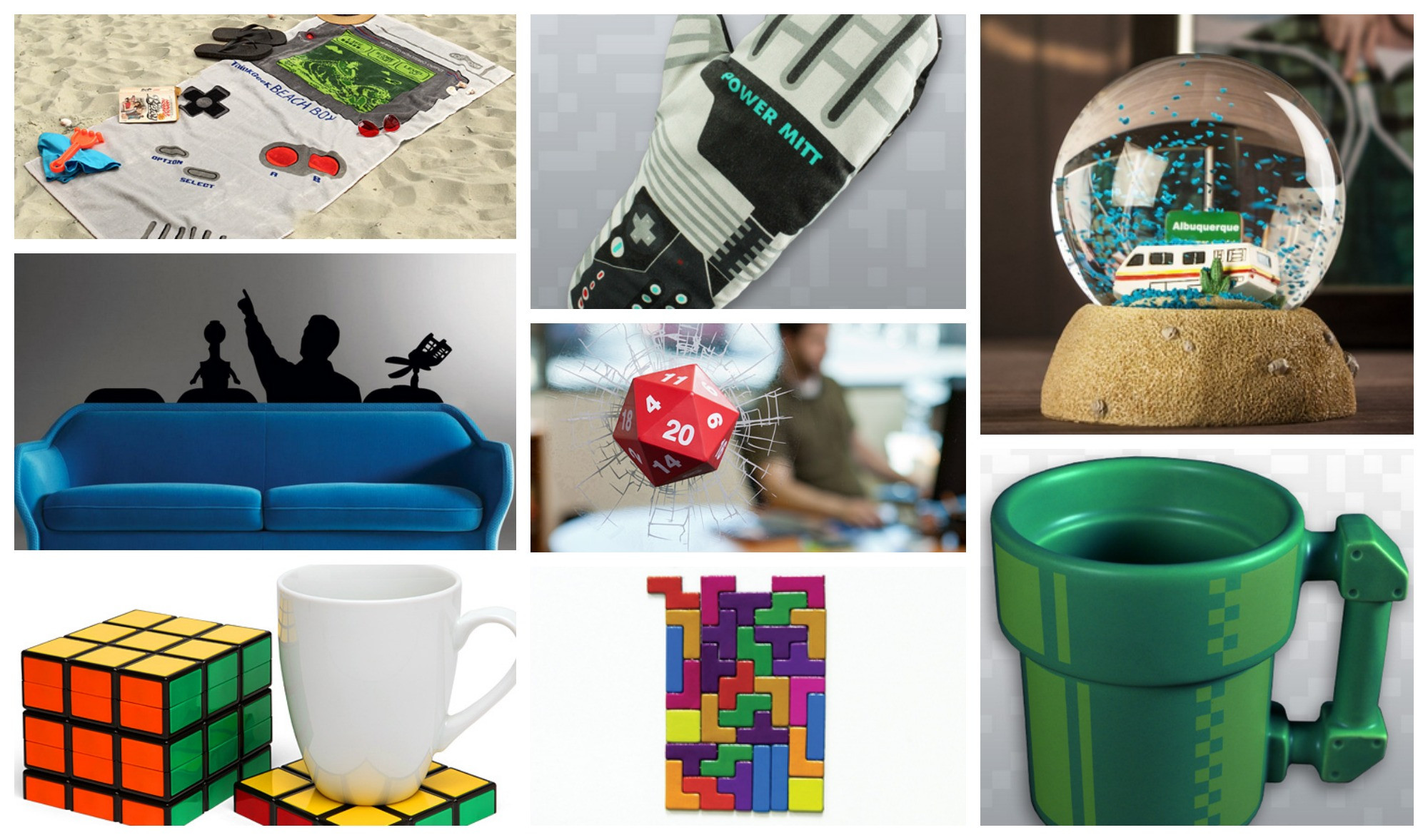 Best ideas about Nerdy Gift Ideas . Save or Pin Holiday Guide to Geek Gifts V1 0 Our Nerd Home Now.