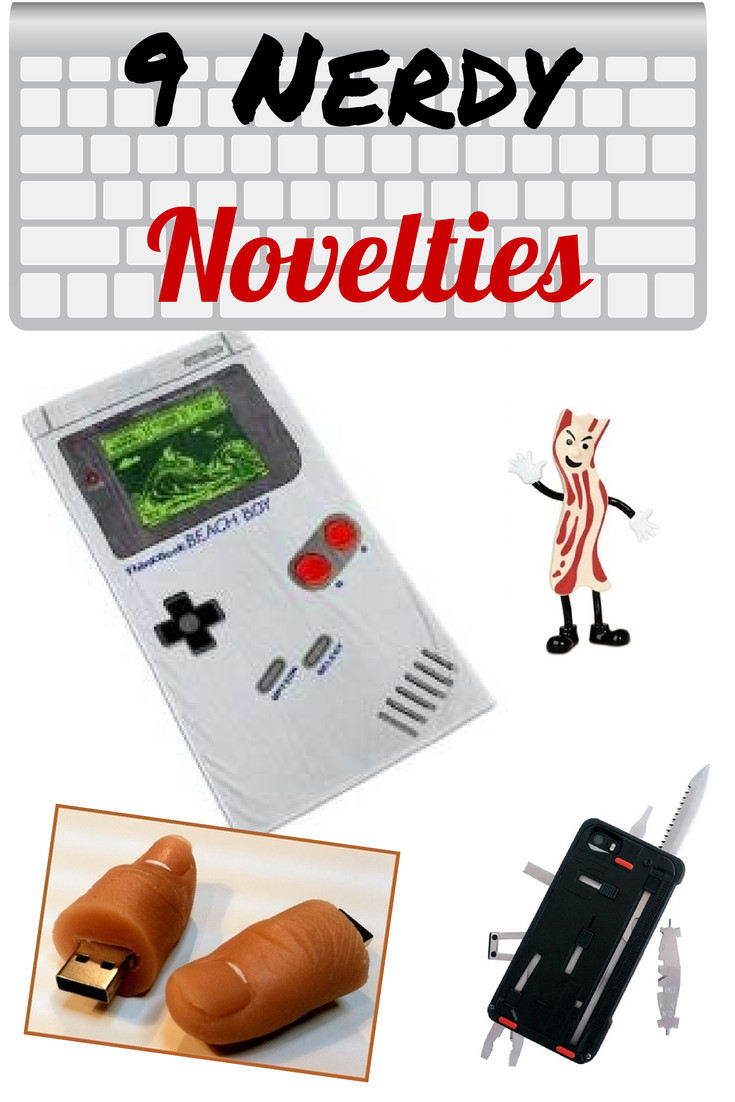 Best ideas about Nerdy Gift Ideas . Save or Pin 9 Nerdy Gift Ideas and Novelties Now.